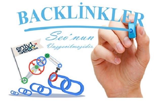 Backlinkler Seo'nun Vazgeçilmezidir