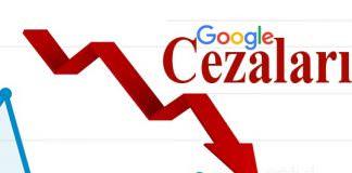 Google Cezaları ve Nedenleri
