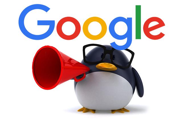 Google Penguen Algoritması