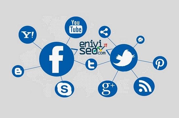 Sosyal Ağ platformlarının SEO'ya Etkisi