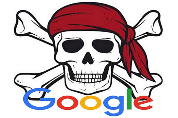 Google Pirate Güncellemesi
