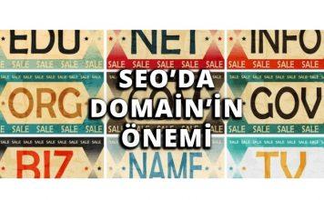seoda domainin onemi